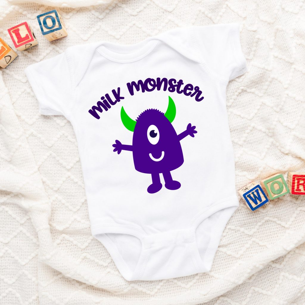 Free Milk Monster SVG from Hello Creative Family